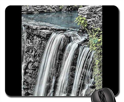 Mouse Pads - Waterfall Water Cascade Downfall Chute (Flow Chute)