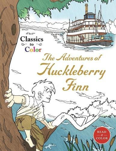 Izshopping best deals and lowest prices classics to color the adventures of huckleberry finn fandeluxe Choice Image