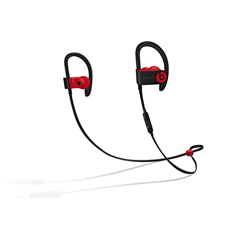 Auriculares Powerbeats3 Wireless The Beats Decade Collection Rojo y negro