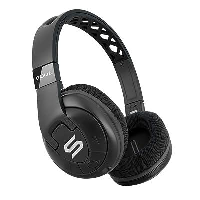 SOUL Electronics X-TRA Performance Bluetooth 4.0 Wireless Over-Ear Headphones