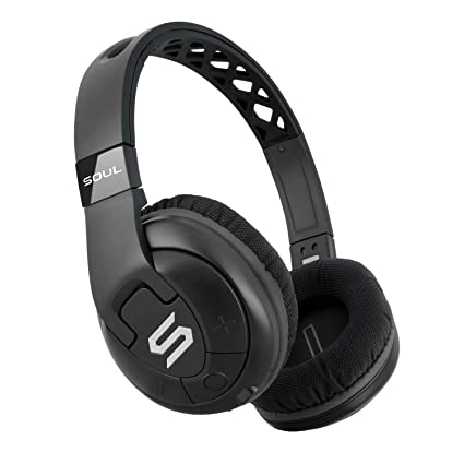 SOUL Electronics X-TRA Performance Bluetooth 4.0 Wireless Over-Ear  Headphones for Sports. 2421969828