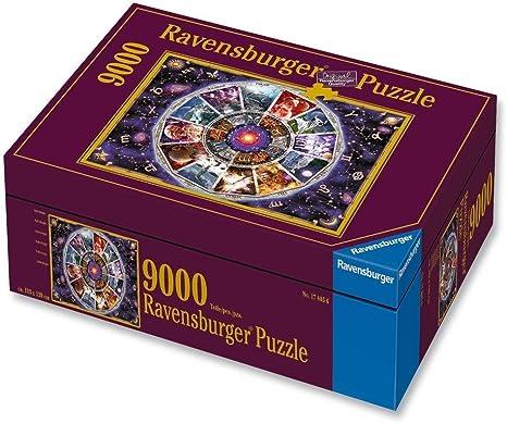 ravensburger astrology 9000 piece puzzle