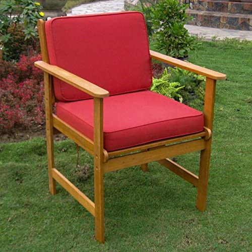 International Caravan Furniture Piece Set of Two Royal Tahiti Gulf Port Arm Chair