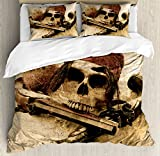 Pirate King Size Duvet Cover S