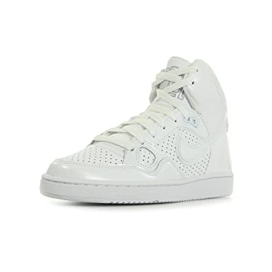 info for 438a6 01b87 Nike Womens WMNS Son of Force Mid Basketball Shoes  Amazon.co.uk  Shoes    Bags