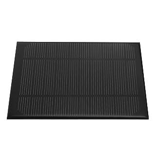 Panel Solar Placa Cargador Batería 5V 500MA 2.5W para Juguete DIY