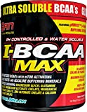 SAN Nutrition I-BCAA Max Alkaline Buffering Post-Workout BCAA Supplement, Cool Melon, 30 Servings