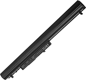 Battery for HP 14-Y 15-F Series, fits HP 15-F272WM, also Replace with HP Spare 776622-001 728460-001 TPN-Q130