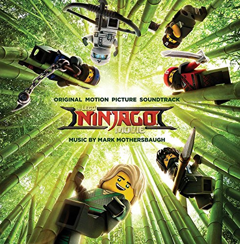 Price comparison product image The Lego Ninjago Movie (Original Motion Picture Soundtrack)