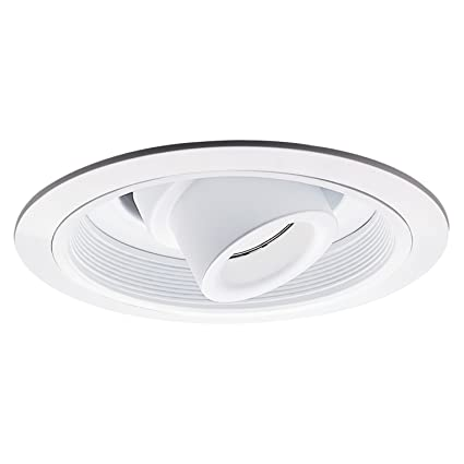 halo recessed 1412w 6 inch low voltage adjustable spot with