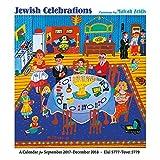 Jewish Celebrations 2018 Wall Calendar