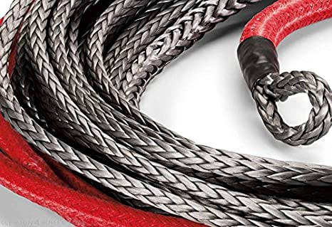 Warn 93121 Spydura Pro Synthetic Rope Extension