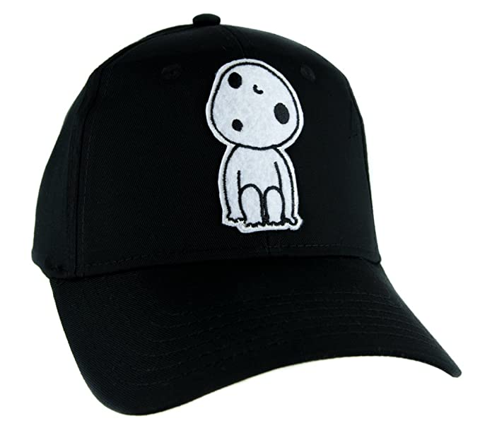 Amazon.com  Kodama Tree Spirit Hat Baseball Cap Alternative Clothing ... 28fb6d8f829
