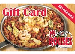 Rouses Gift Card