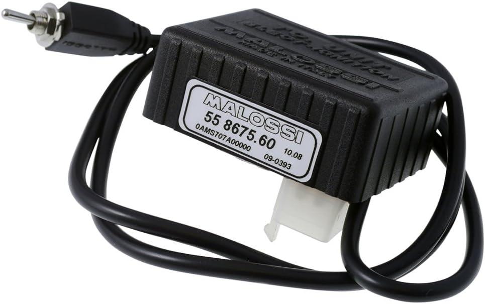 Ludix 1//2/50/Trend MALOSSI RPM Control CDI Unit/é dallumage pour Peugeot Ludix 2/Snake furios Ludix 1//2/Snake