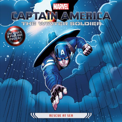 Captain America: The Winter Soldier: Rescue at Sea (Captain America The Winter Soldier Online)