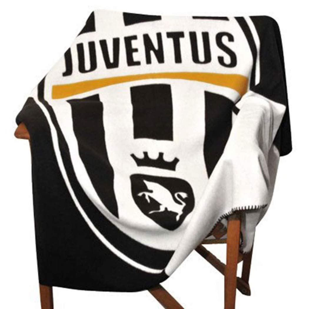 Couverture polaire Juventus FC 60 x 125 cm Uniontex