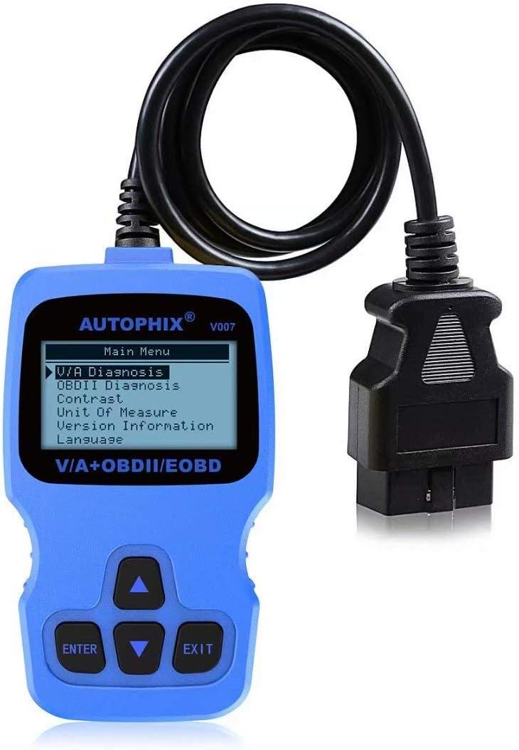 AUTOPHIX V007 Code Reader Diagnostic Scanner