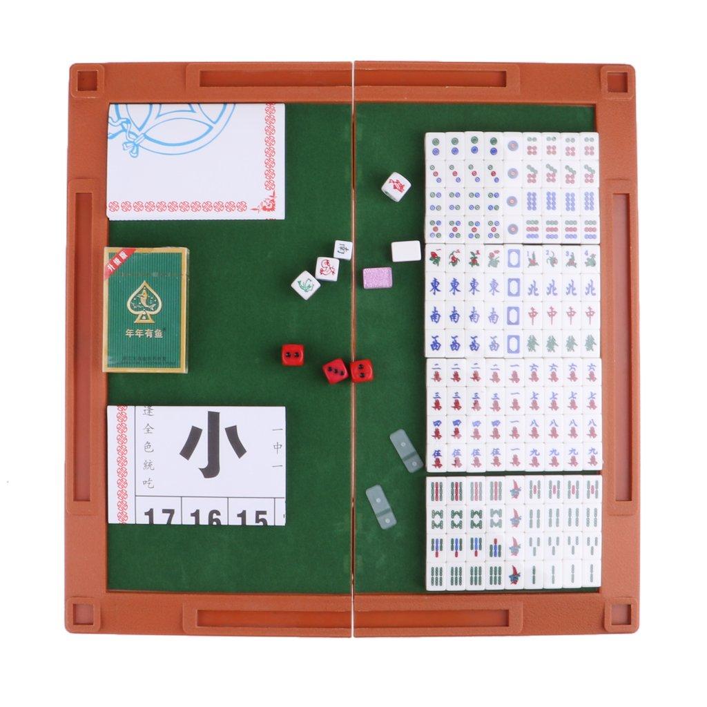 Sharplace Juego De Dados De Mahjong Caraacute Cteres Chinos