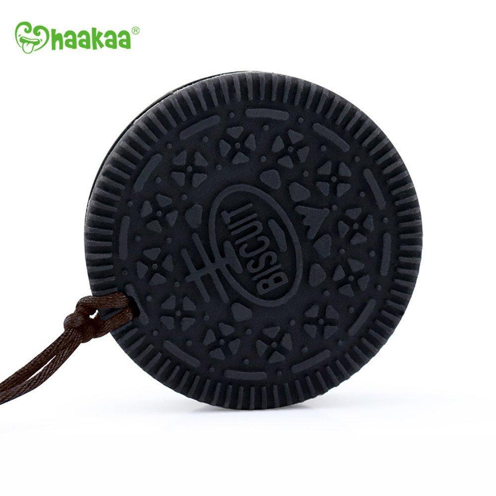 使い勝手の良い Haakaa Buscuits Silicone for Cookie Teether by Gum Massagers FREE Teething Gum Necklaces for Mom Baby Teether Toddler Toys by Haakaa B01F8N8ZGO, DVS-SHOPS:c5c05e45 --- a0267596.xsph.ru