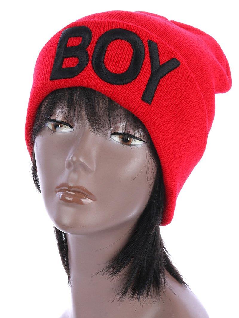 RI001 MESSAGE WINTER BEANIE HAT AND CAP