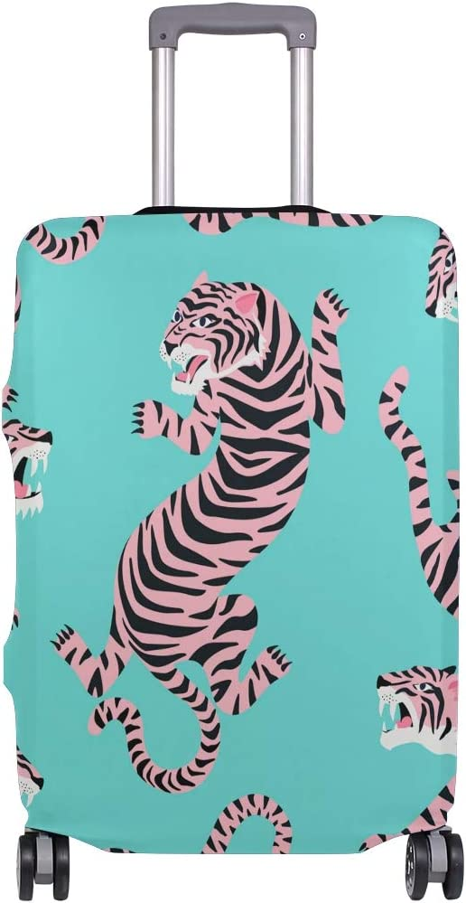 Tiger Travel Luggage Covers Suitcase Protector Bag Cover Fits 18-32 Inch Luggage Suitcase Baggage Cover