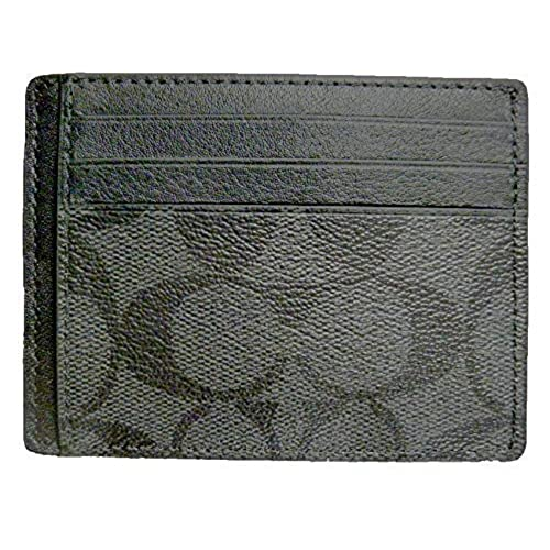 Coach business card holder amazon colourmoves