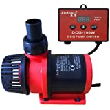 Jebao 80W 10000LPH Aquarium DC Controllable Water Return Pump Fish tank pump with Wave Function DCQ-10000(2650GPH)