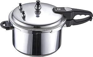 Brentwood BPC-110 Pressure Cooker, 7.5 Quart, Aluminum