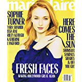 Marie Claire May 2018 小さい表紙画像