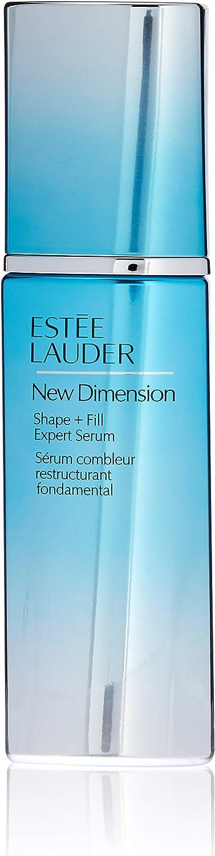 Estee Lauder Women's New Dimension Shape + Fill Expert Serum, All Skin Types, 1.7 Ounce