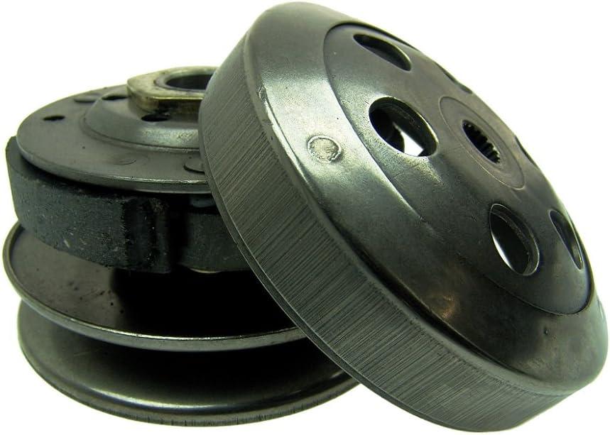 Wandler Komplett 107mm Für Simson Spatz 50cc Yamaha Aerox Axis Breeze Jog R Rr Neos Why Auto