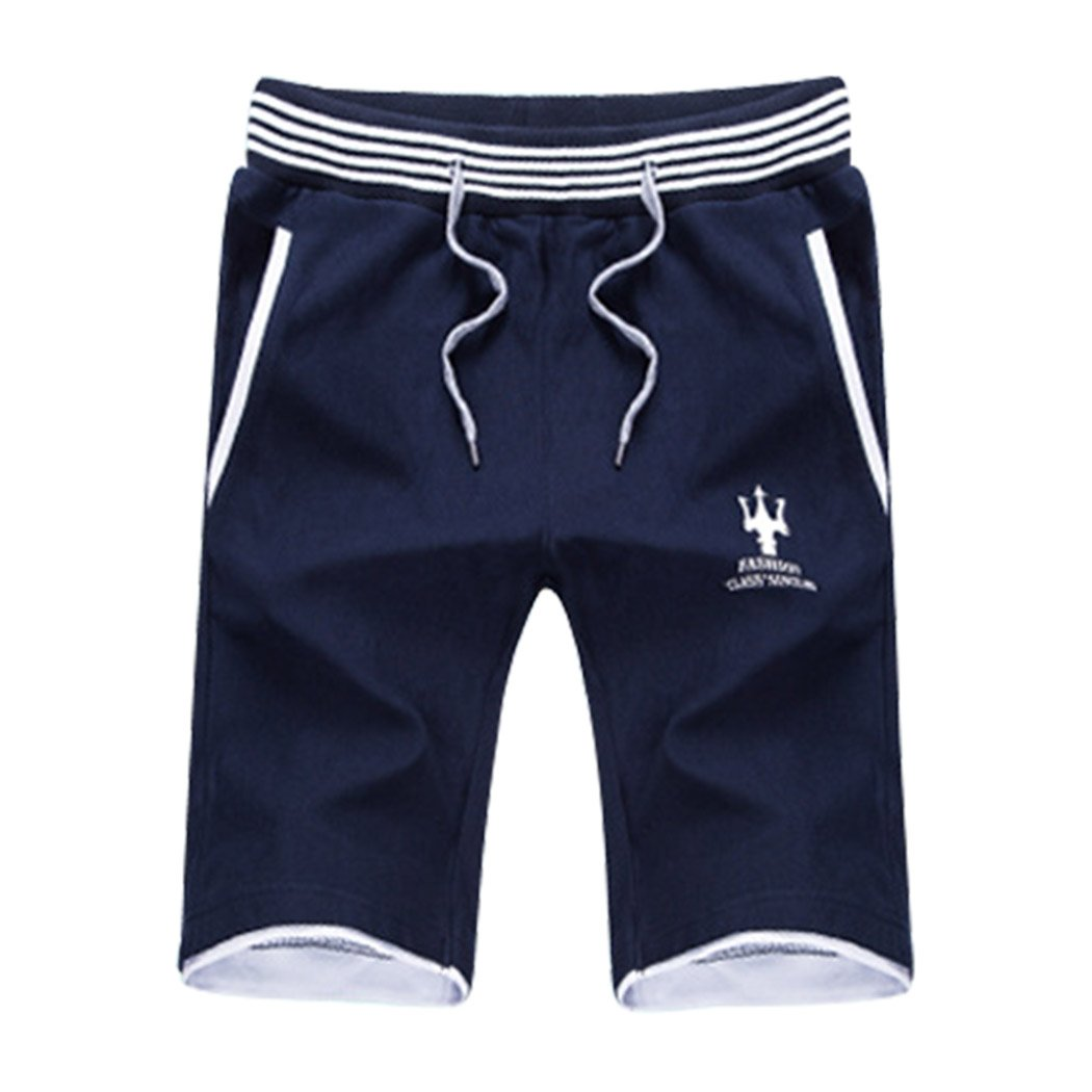 Real Spark Mens Casual Athletic Shirts /& Shorts Set 2 Piece Active Tracksuit Outfit