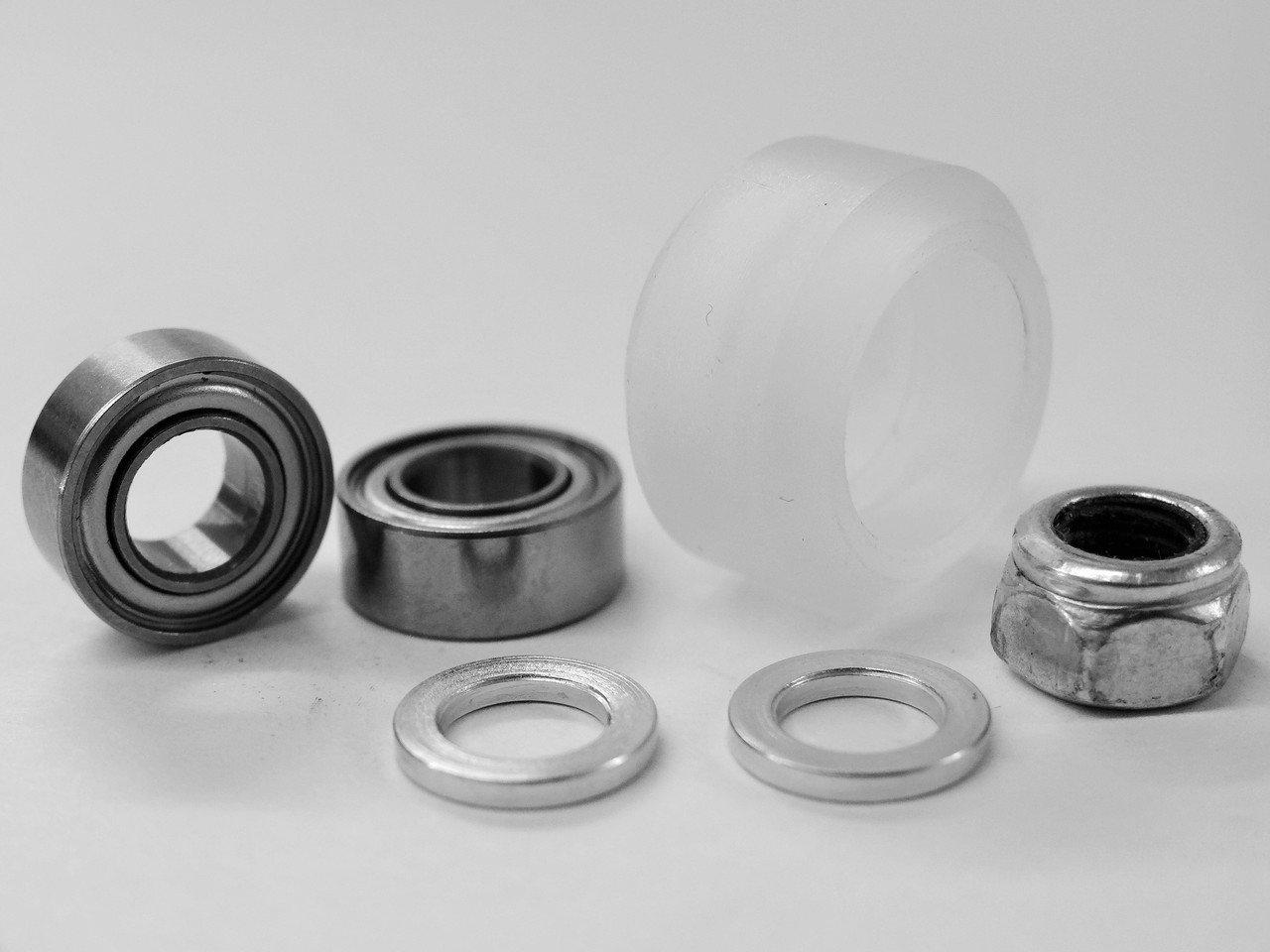 OpenBuilds Xtreme Mini V Wheel Kit (20 Pack) by OpenBuilds (Image #1)