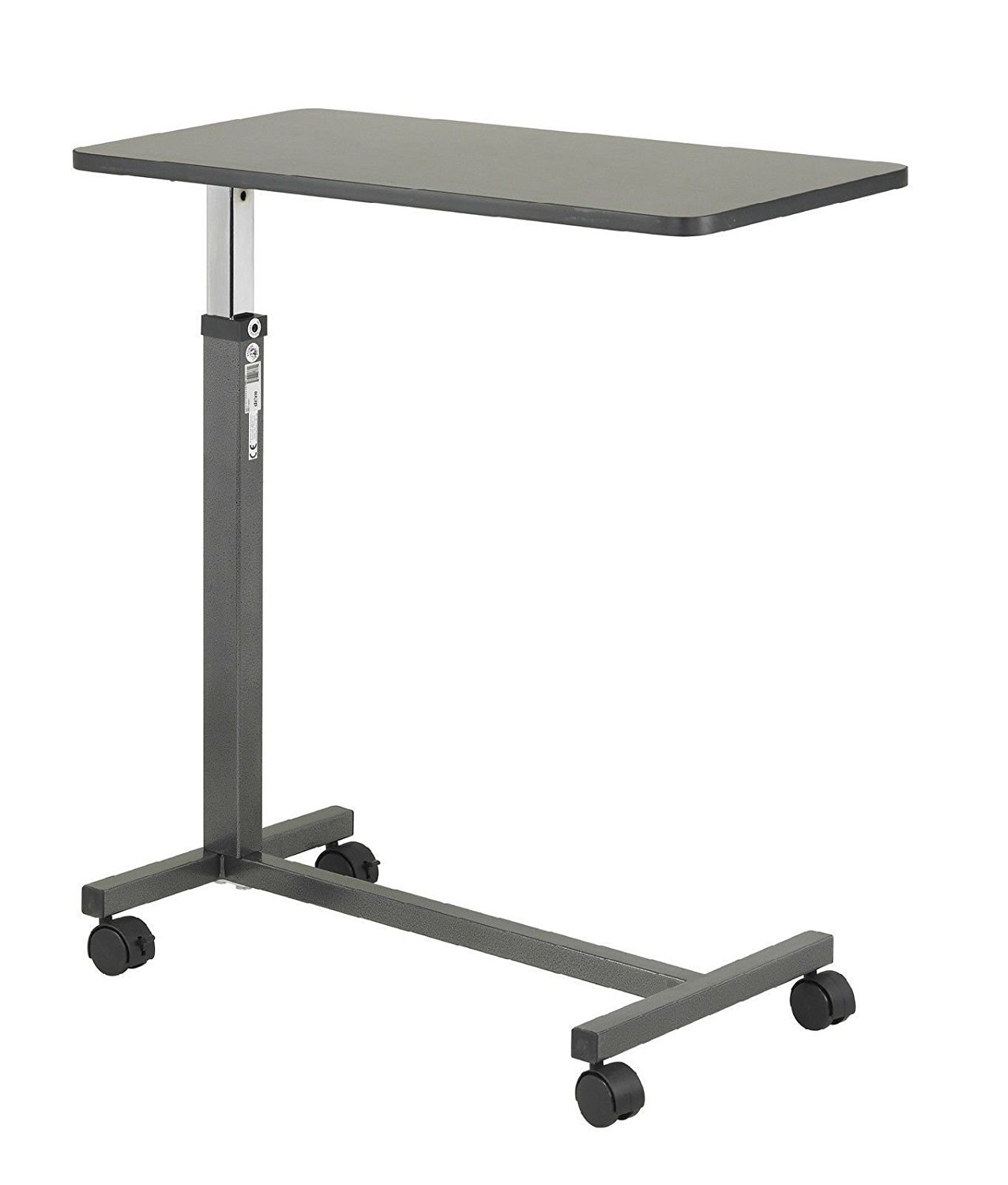 Generic de by Medicalmputer//Hosp Computer//Hospital Bed Tray Table Tray Bedside Overbed Non-Tilt by Medical Tray Table