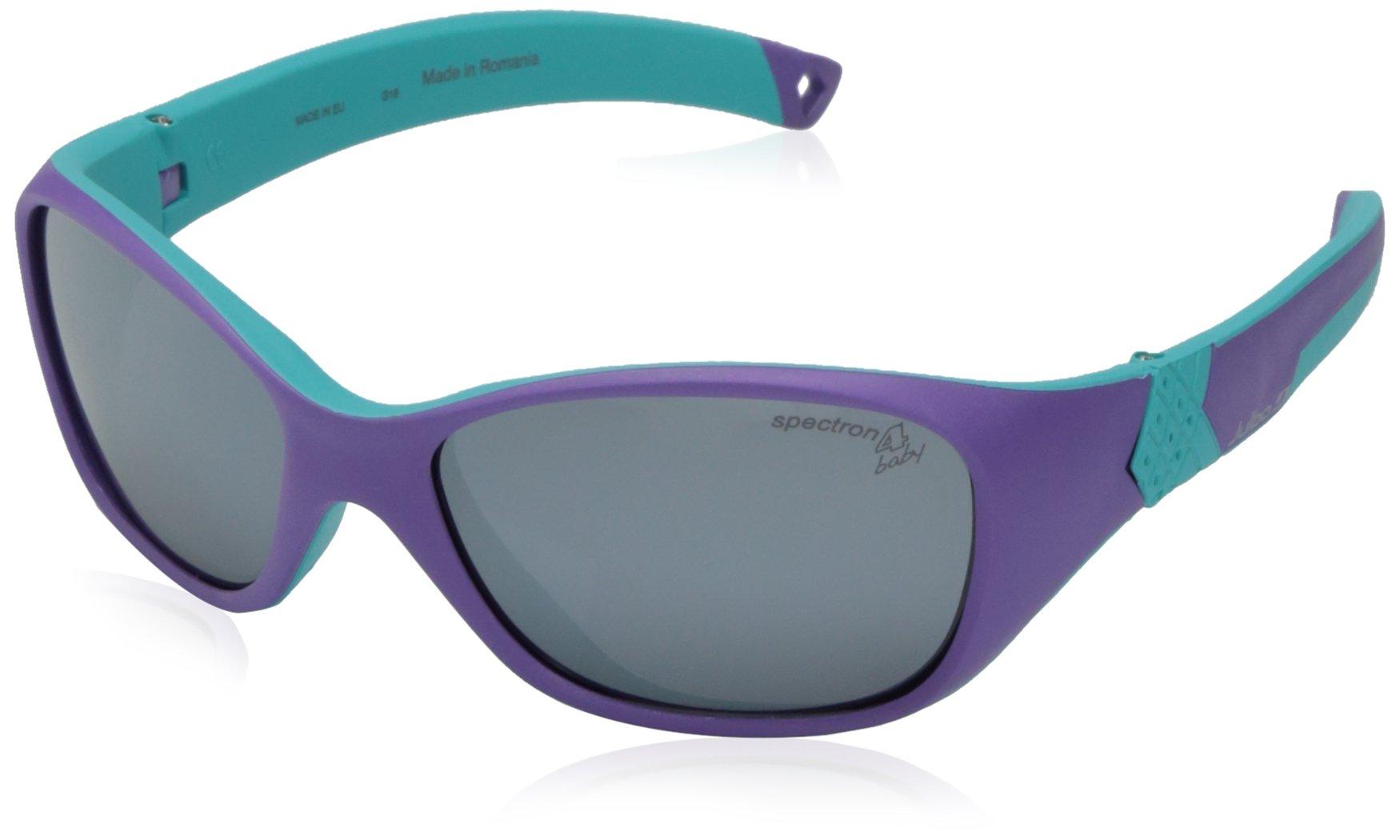 Julbo Spectron 4 Baby Lenses Solan Sunglasses, Purple/Tourquise, 4-6 Years