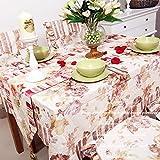 Tablecloth,Cloth cloth,Tea table cloth-A 150x220cm(59x87inch)