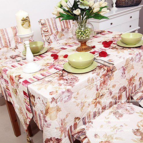 Tablecloth,Cloth cloth,Tea table cloth-A 150x220cm(59x87inch) by MML ZB