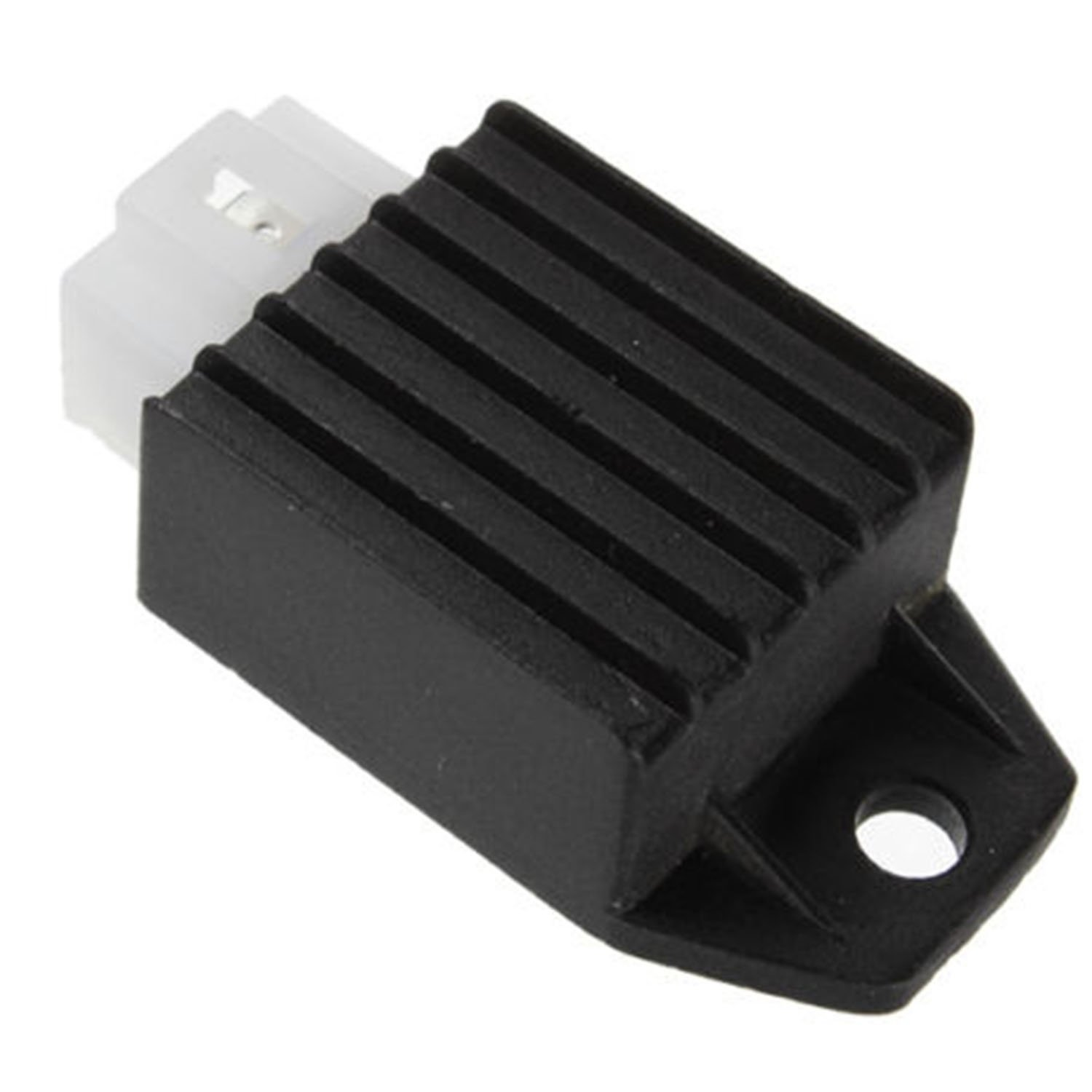 Podoy 150cc Voltage Regulator Rectifier For Sunl Taotao Chinese Atv Wiring Harness 4 Wire Parts 50 110cc Scooter Moped Pin 12v 1u1058 Rectifiers Automotive