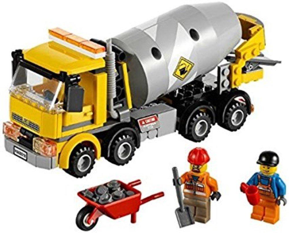 レゴ (LEGO) シティ コンクリートミキサー車 60018   B0094J12SW