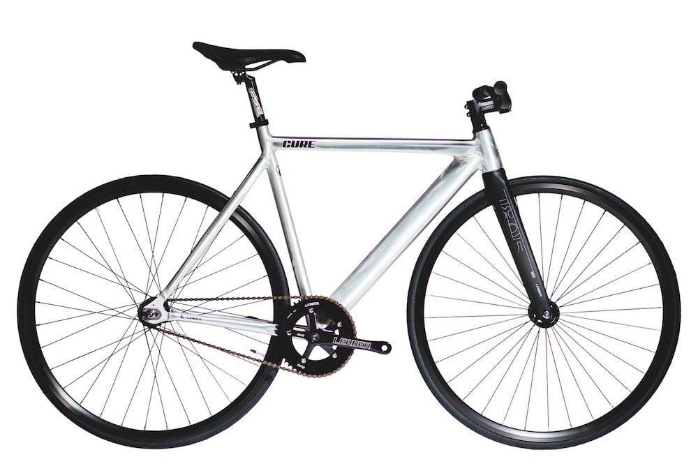 LEADER BIKES リーダーバイク CURE Complete Bike キュア コンプリートバイク 完成車 B071JTHXX6 L (59cm)|POLISH POLISH L (59cm)