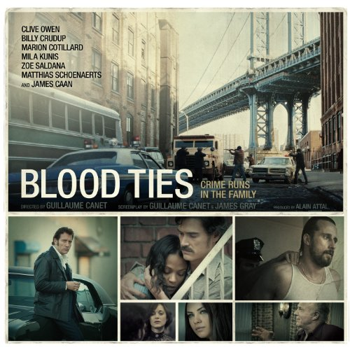 Blood Ties (2013) Movie Soundtrack