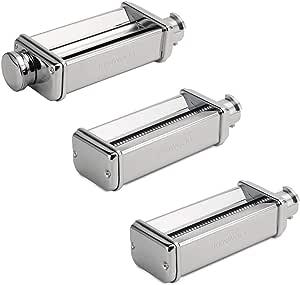 Kenwood MAX980ME Accesorio para robot de cocina Pasta, Aluminio ...