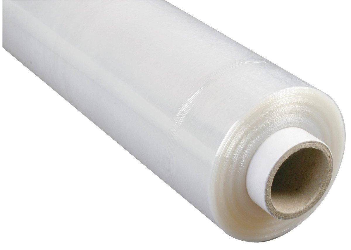 1 x rolls CLEAR Pallet Stretch Shrink Wrap 500mm x 300m - 20mu PACKAGING AND DISPOSABLES