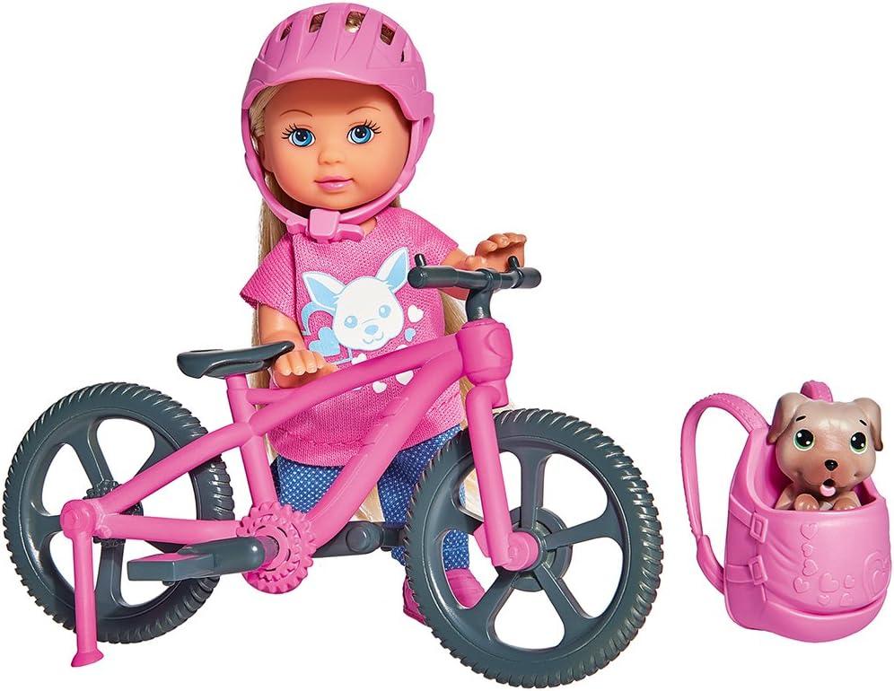 Amazon.es: Simba 105733273 – EVI Love vacaciones Diversión bicicleta, color/modelo surtido: Juguetes y juegos