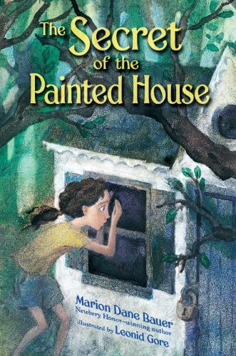The Secret of the Painted House (A Stepping Stone - Painted Houses