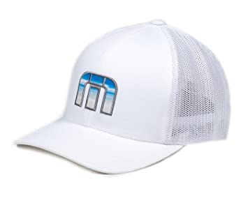 ... coupon for travismathew mens hirano white hat ce3b5 a55f5 cfbc1db7f36f