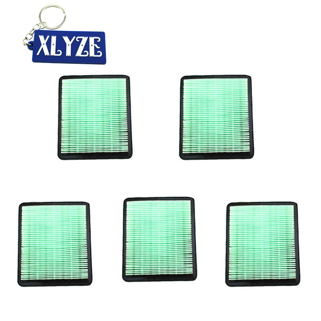 xlyze Filtro de aire limpiador 5pcs para Honda 17211-ZL8 – 023 HRS216 HRT216 hrx217 HRZ216 hrs216 K hrs2162 hrs2163 hrx217 K hrx2172 hrx2174 ...