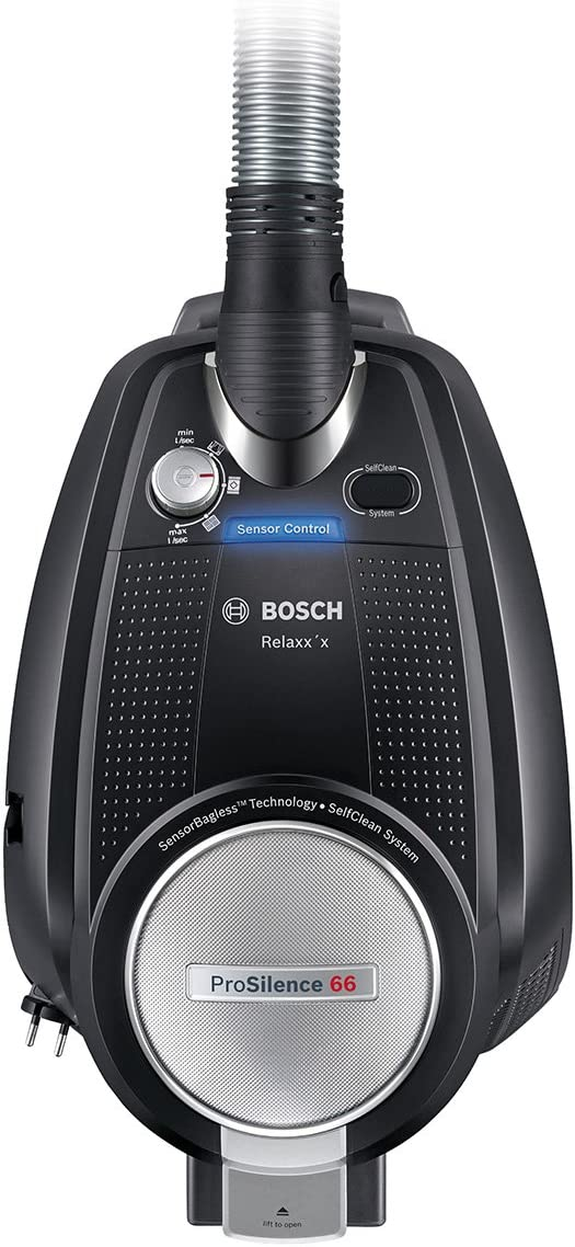 Bosch BGS5SIL66B Relaxx ProSilence Aspirador sin bolsa silencioso ...