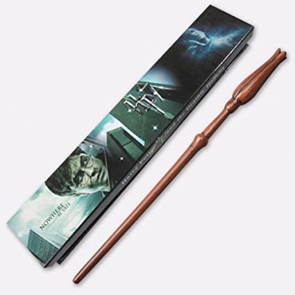 Amazon.com: Free Shipping Luna Lovegood Magical Wand Cosplay ...
